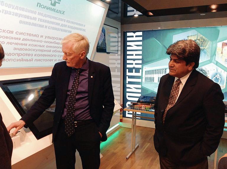 Расширяем научное сотрудничество Беларуси и Пакистана