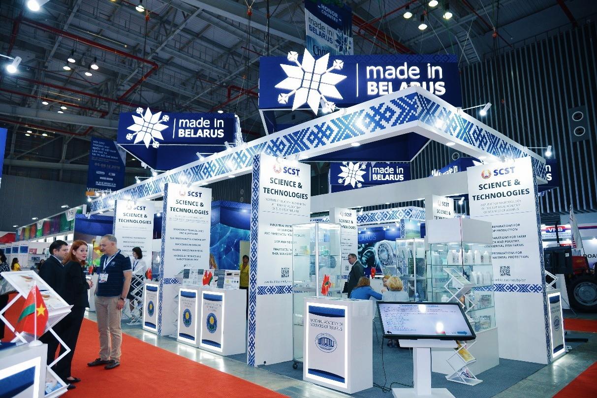 Наши технологии представлены в Юго-восточной Азии