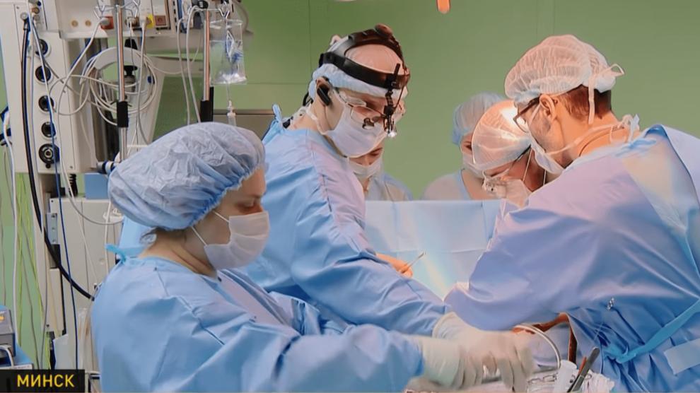 Белорусские учёные разрабатывают уникальные изделия для кардиохирургии